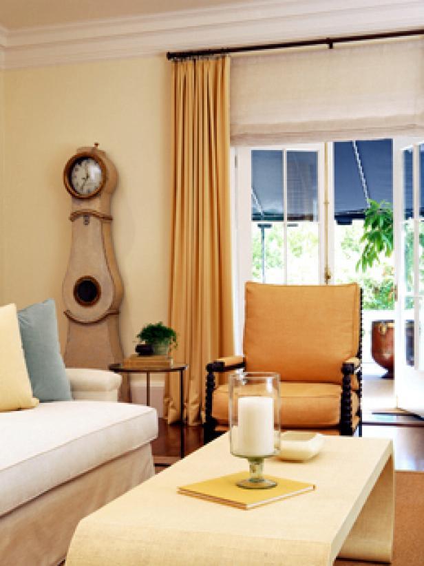 Living Room Timeless Decorating Ideas: Elegant And Timeless Living Room