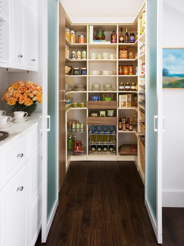 kitchen storage ideas hgtv rh hgtv com small kitchen cabinet storage ideas upper corner kitchen cabinet storage ideas
