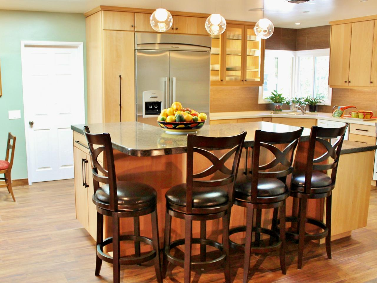 kitchen island with bar seating kitchen island accessories pictures amp ideas from hgtv hgtv 8234