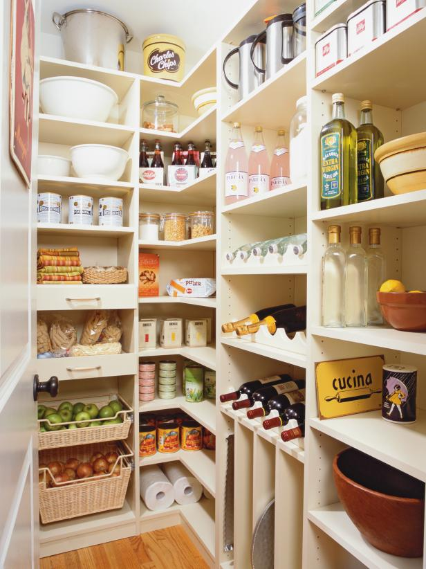 Small Kitchen Organization Solutions Ideas Hgtv Pictures Hgtv