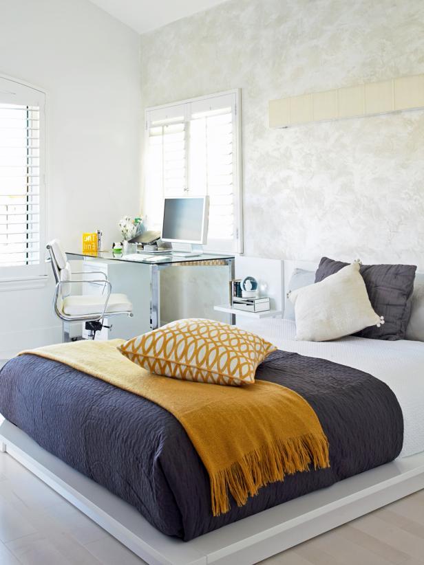 Gentil 15 Cheery Yellow Bedrooms