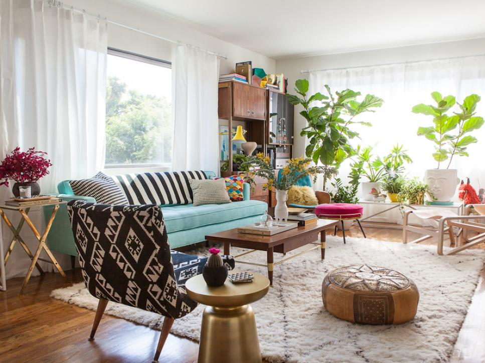 20 living room color palettes you've never tried | hgtv