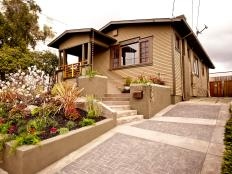 Craftsman Home With Beautiful Low-Maintenance Landscaping