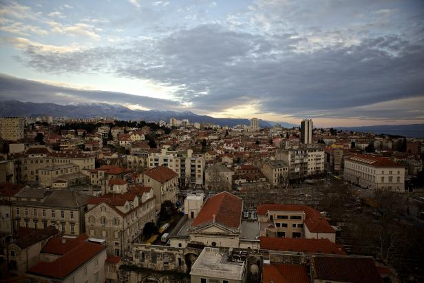 Split, Croatia: Where Tourism Thrives Amid its History