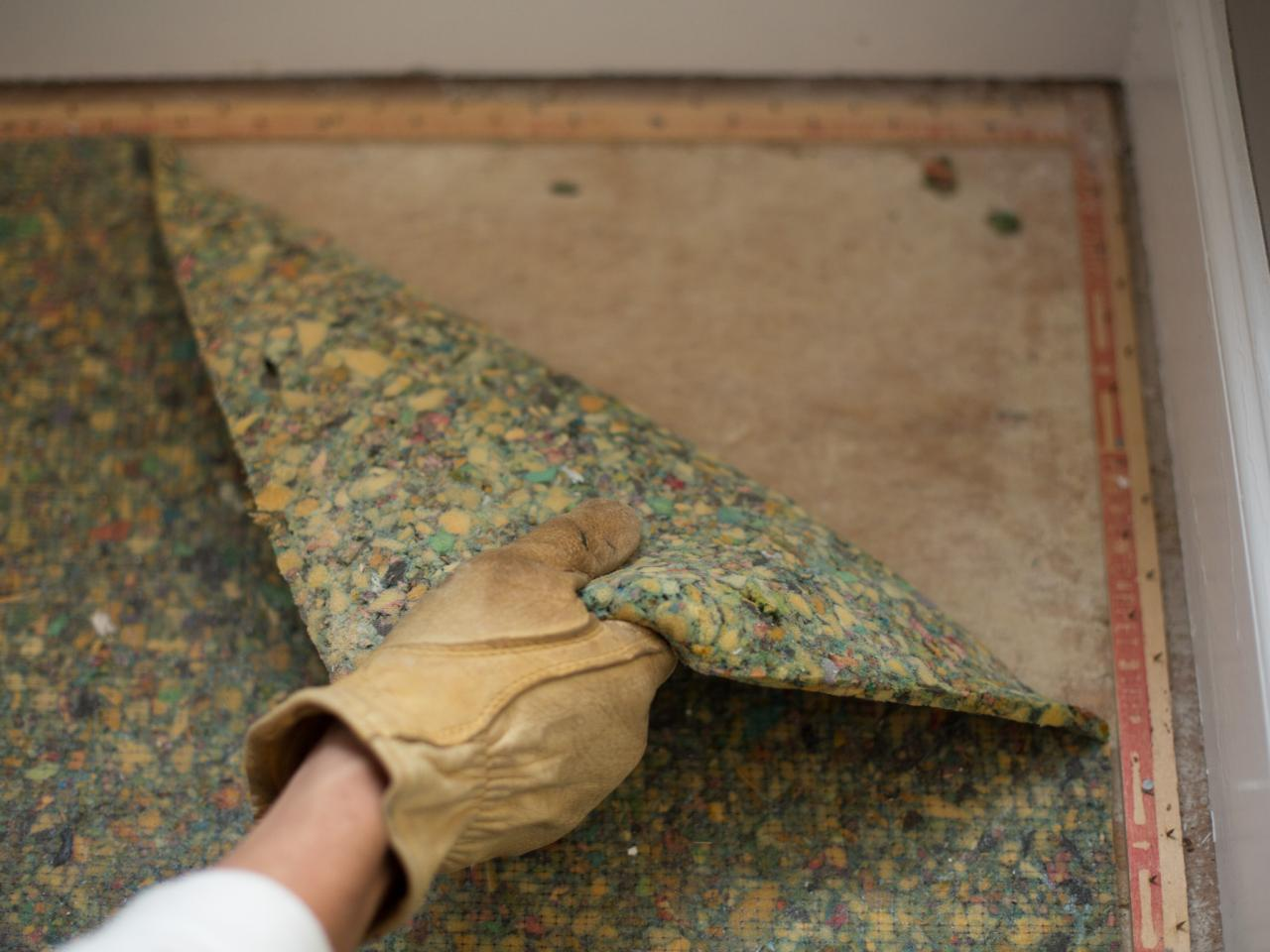 How To Remove Wall Carpet Hgtv