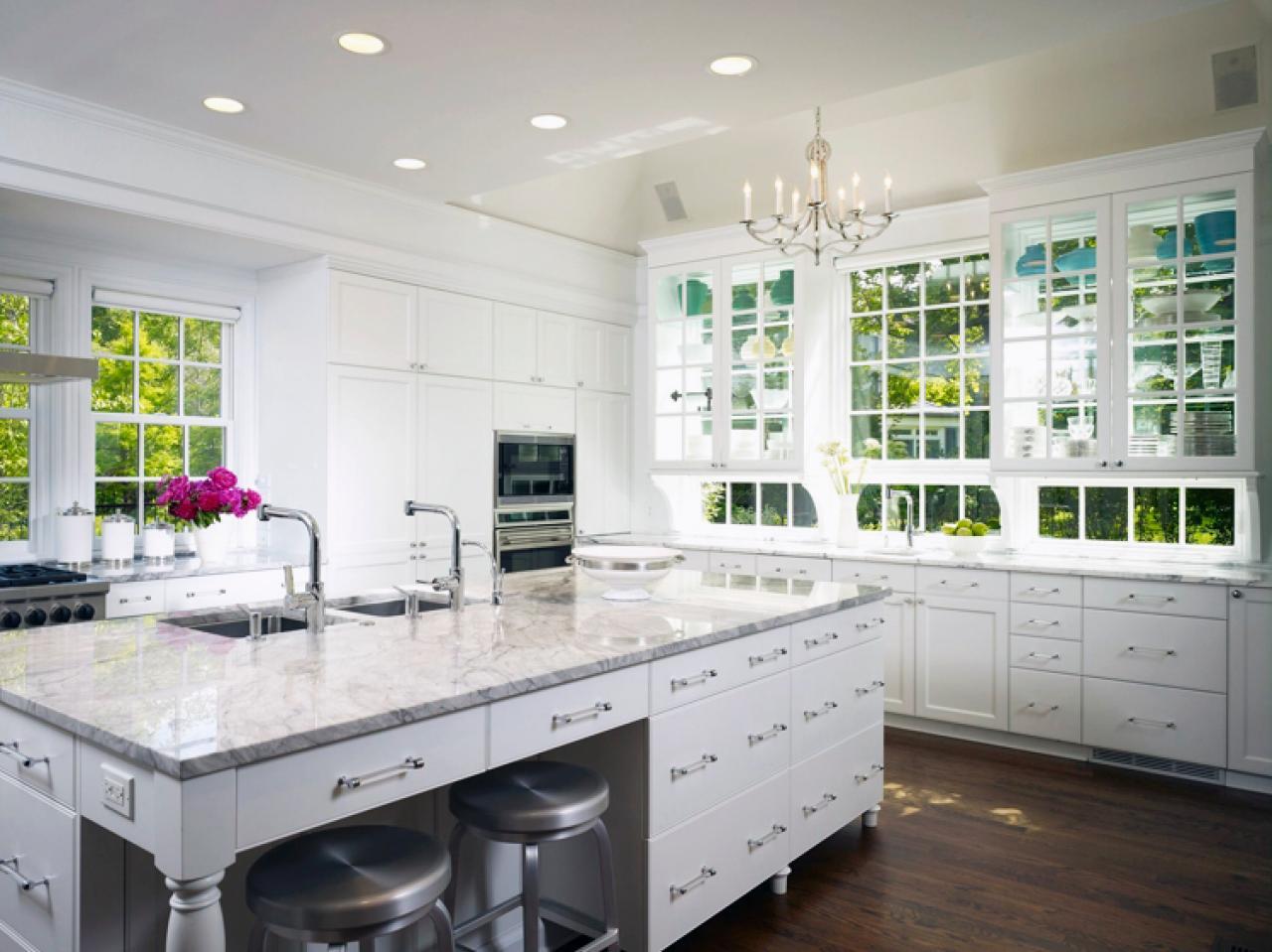 Kitchen Window Treatments Ideas Hgtv Pictures Amp Tips Hgtv