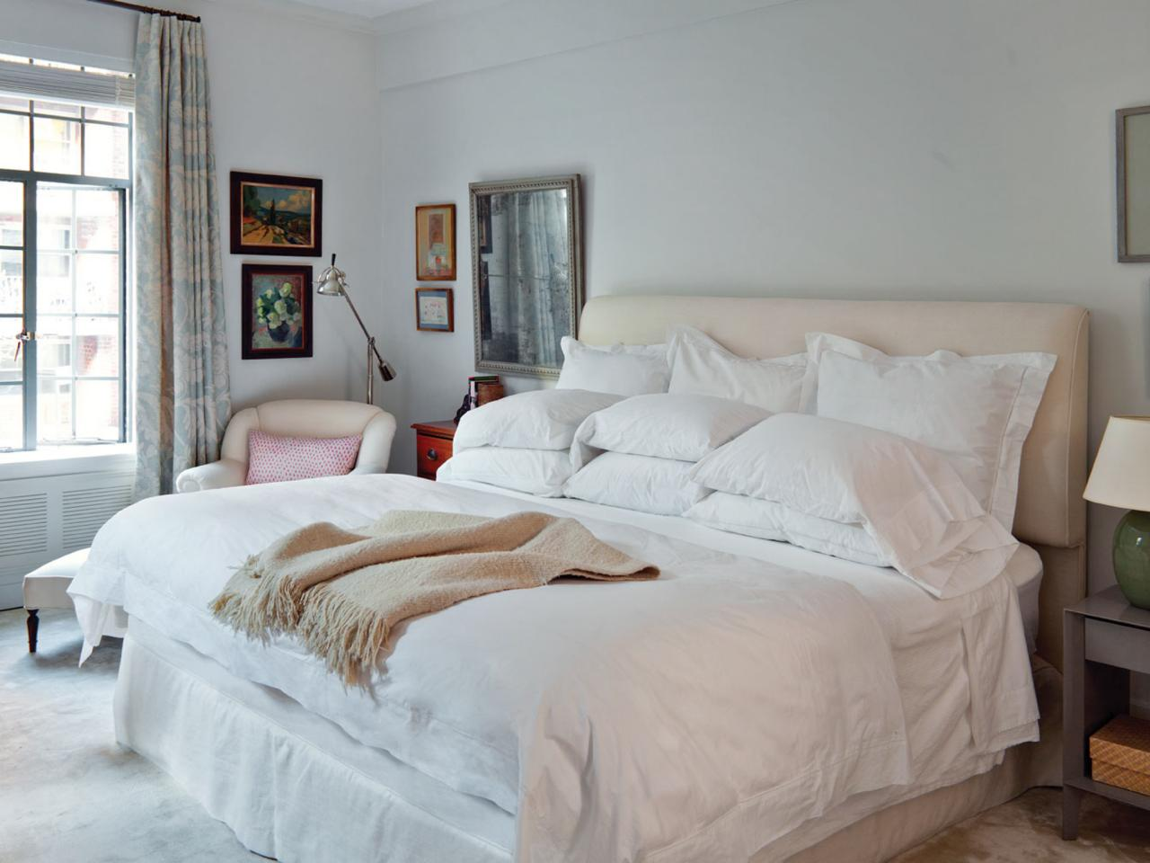 7 ways to make your bedroom feel like a boutique hotel for Create my bedroom