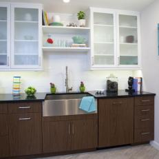 Photos | HGTV on frosted glass cabinets, frosted panels kitchen, opaque glass for cabinets, frosted kitchen drawers, frosted kitchen windows, frosted kitchen glass, frosted kitchen doors, upper bathroom cabinets, frosted pane wall cabinet,