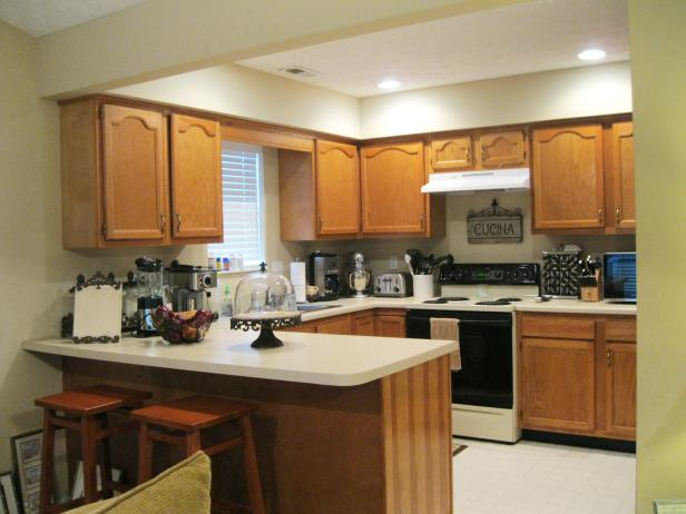 Old Kitchen Cabinets Pictures Ideas Amp Tips From Hgtv Hgtv