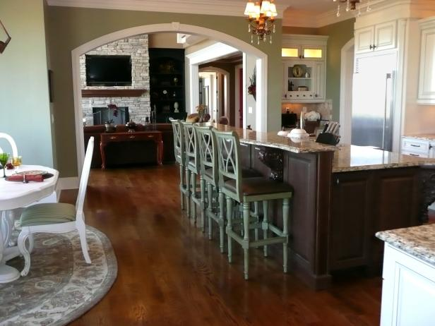 Kitchen Islands With Stools Pictures Amp Ideas From Hgtv Hgtv