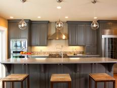 Best Way To Paint Kitchen Cabinets Hgtv Pictures Ideas Hgtv