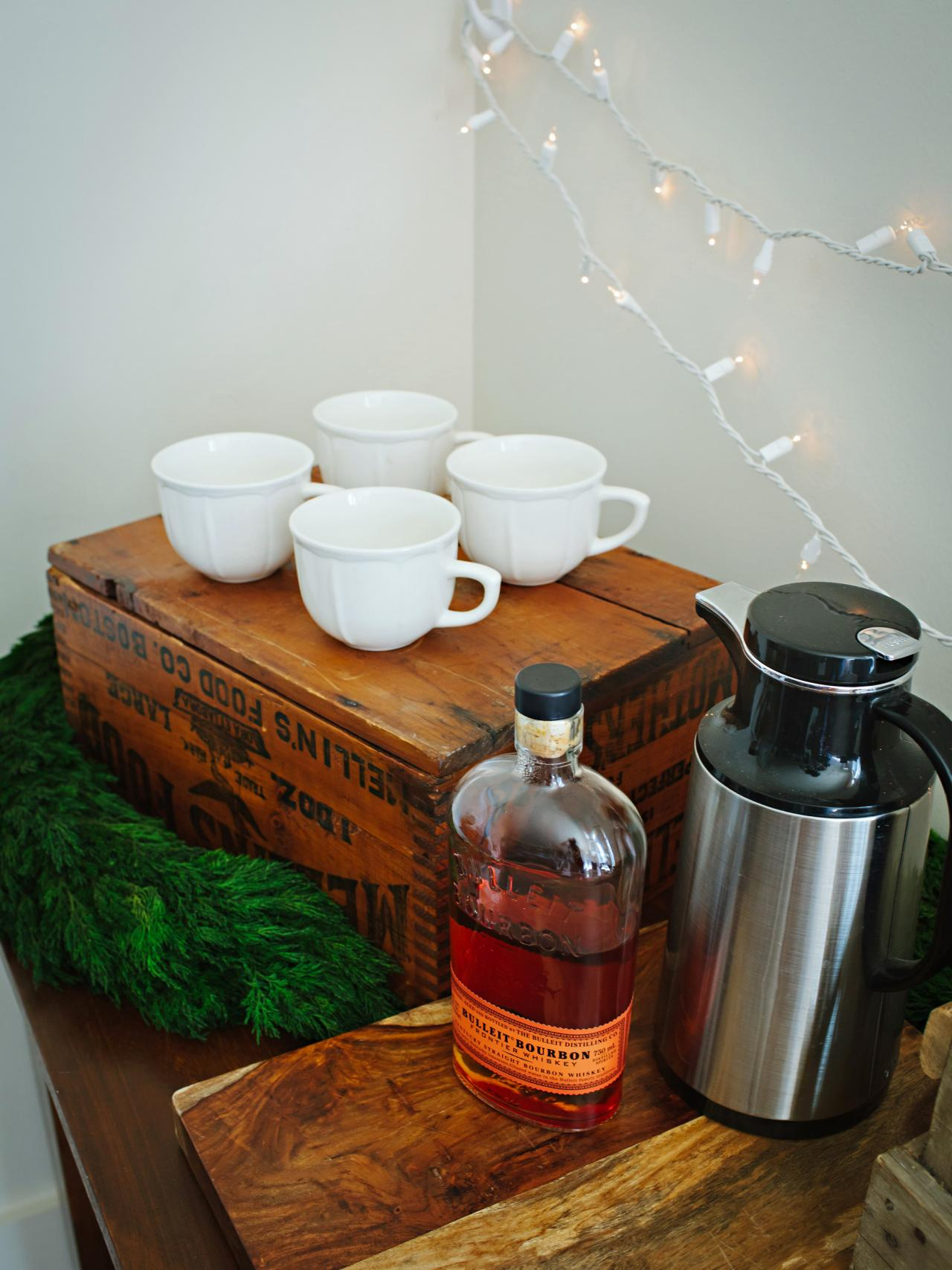 Set Up A Holiday Hot Chocolate Bar  Hgtv