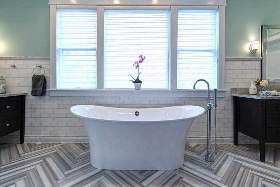 Bathroom Ideas White Tiles Part - 49: Photo By: Mark Williams