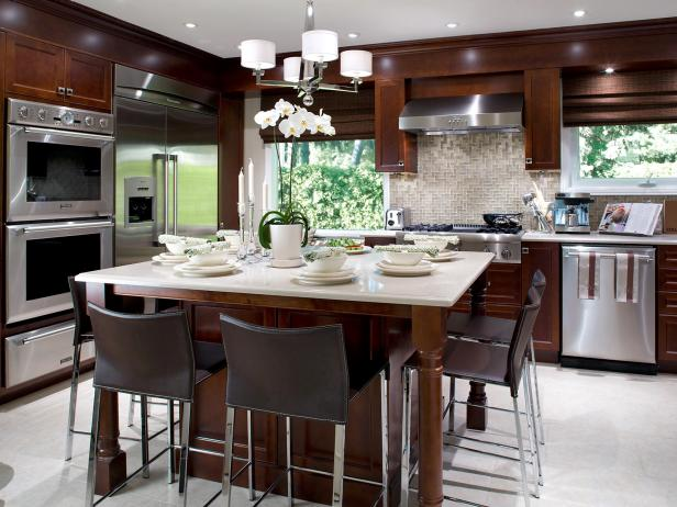 Designed Kitchens. hdivd1310 kitchen after s4x3 European Kitchen Design  Pictures Ideas Tips From HGTV