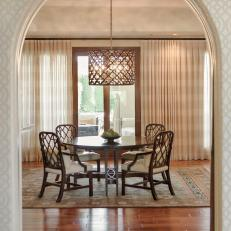 Spacious and Versatile Dining Nook