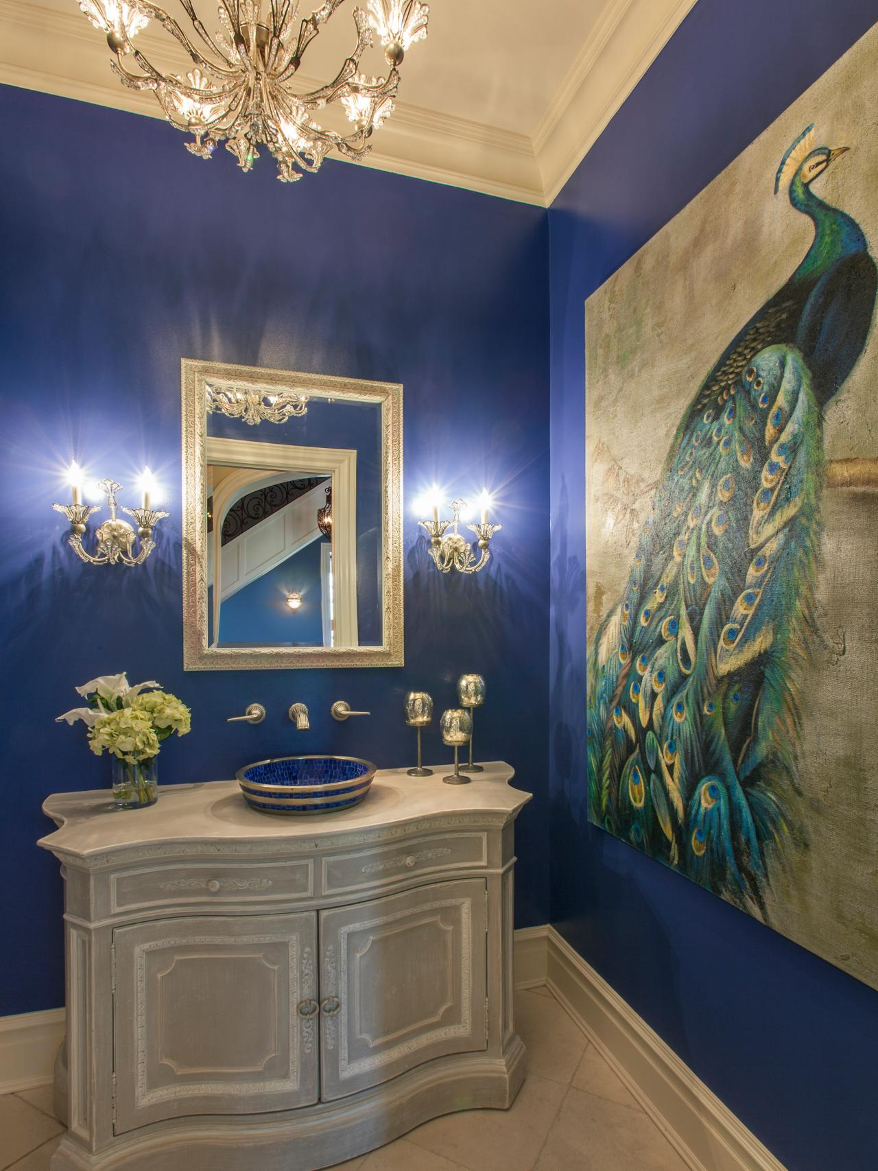 bathroom ideas hgtv 10 hues for tiny bathrooms that aren t white 10424