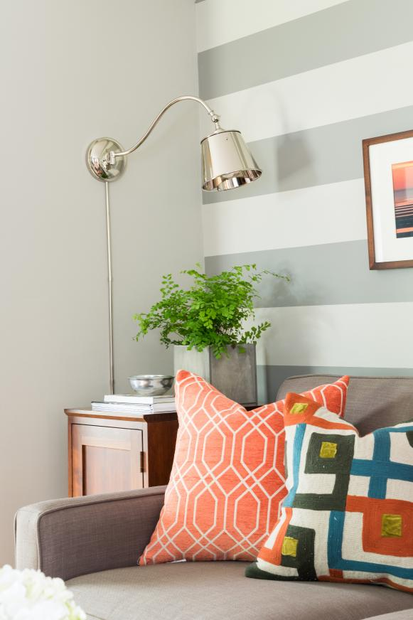 colored walls living rooms setting a room s mood with color hgtv 17263