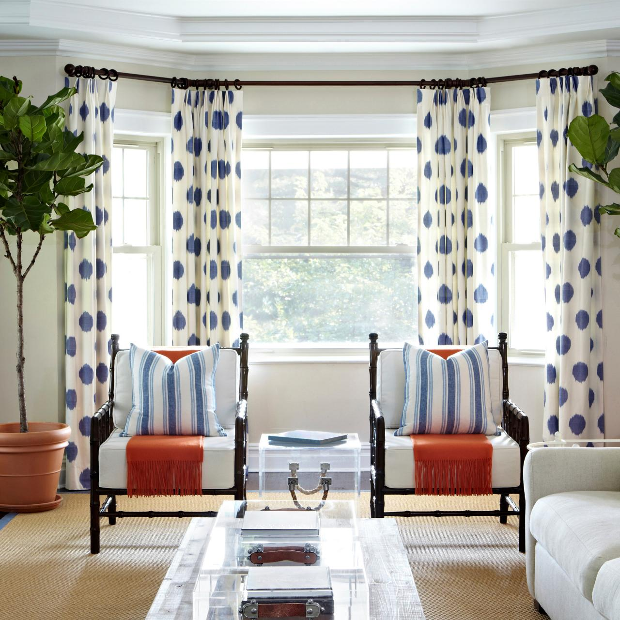 Summer Window Treatment Ideas | HGTV\'s Decorating & Design Blog | HGTV