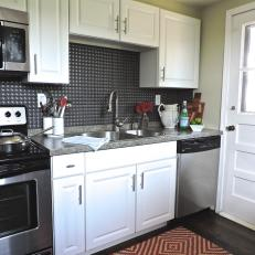 Small, Streamlined Kitchen