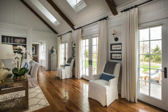 HGTV Dream Home 2015 French Doors