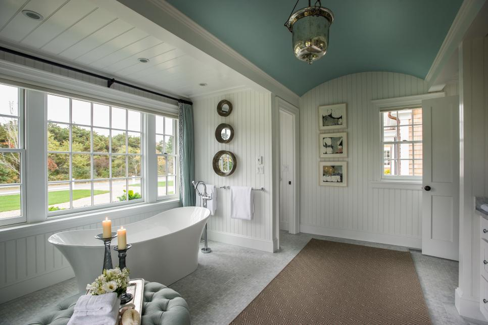 Walk In Tub Designs Pictures Ideas Tips From Hgtv: HGTV Dream Home 2015: Master Bathroom