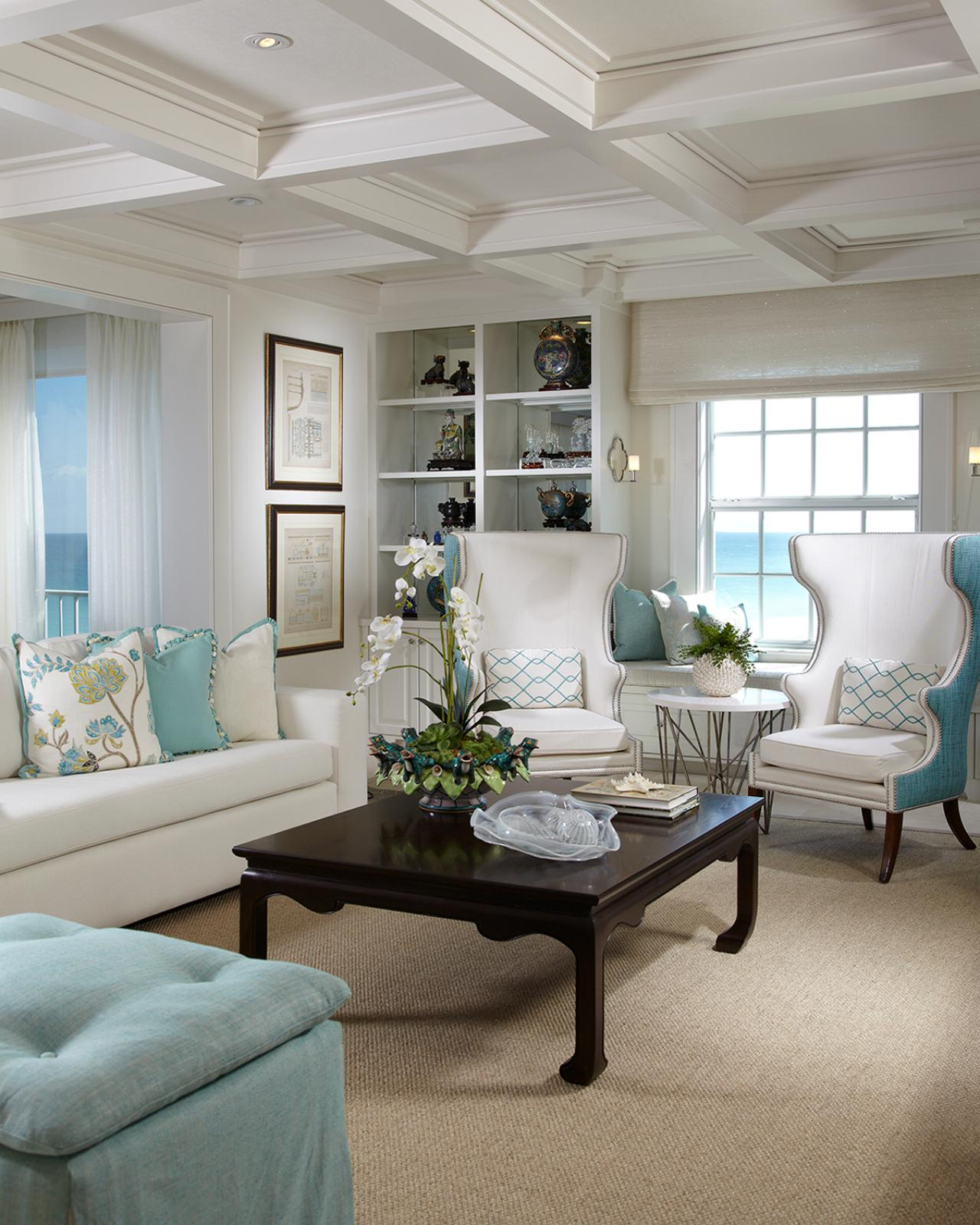 ocean living room ideas photo page hgtv 17551