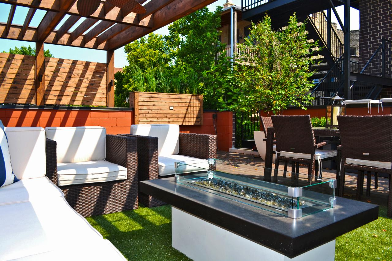 roof deck furniture. Modern White Outdoor Planter Roof Deck Furniture