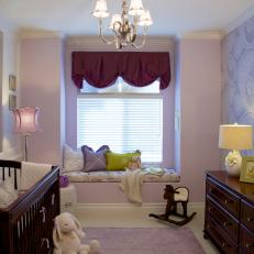 Perfectly Balanced Nursery Is Sweet, Sophisticated