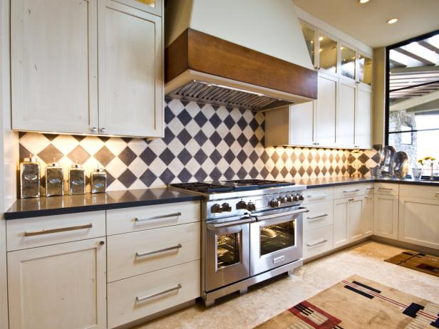 Kitchen Backsplash Ideas Designs And Pictures HGTV Awesome Kitchen Backsplash Design Ideas