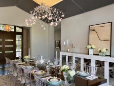 Dining Room Lighting Designs 9 Photos