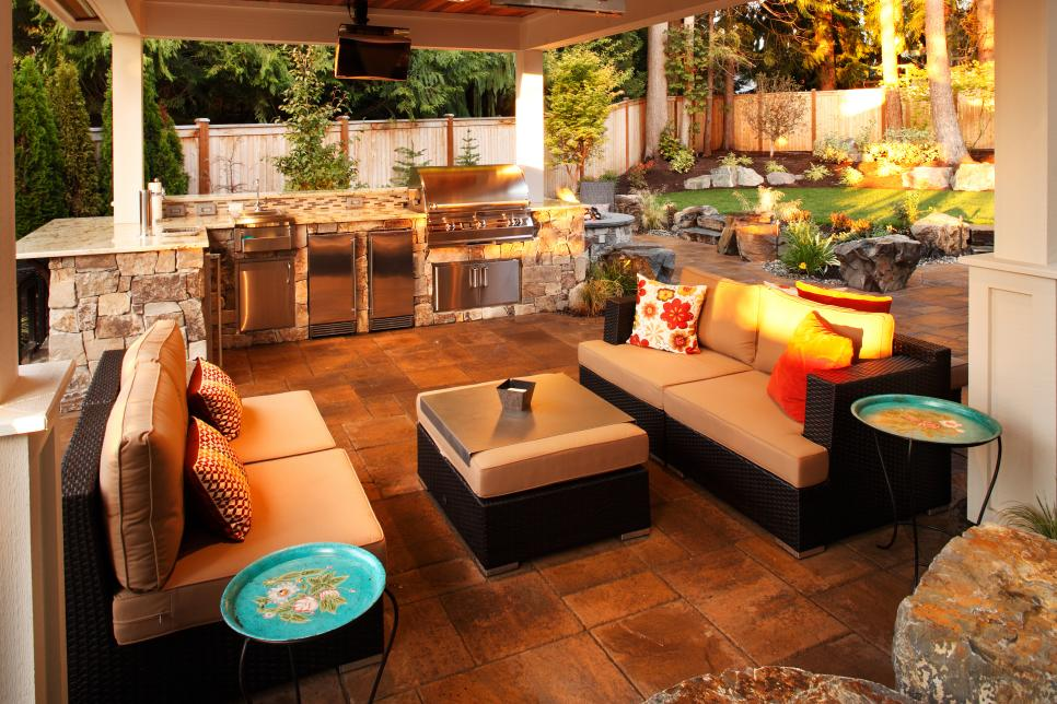 The Key Elements of a Great Outdoor Space | DIY Outdoor Kitchen And Backyard Oasis With Hot Ideas on