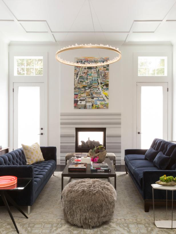 Small Living Rooms Decorating Hgtv: Interior Design Trends For 2016