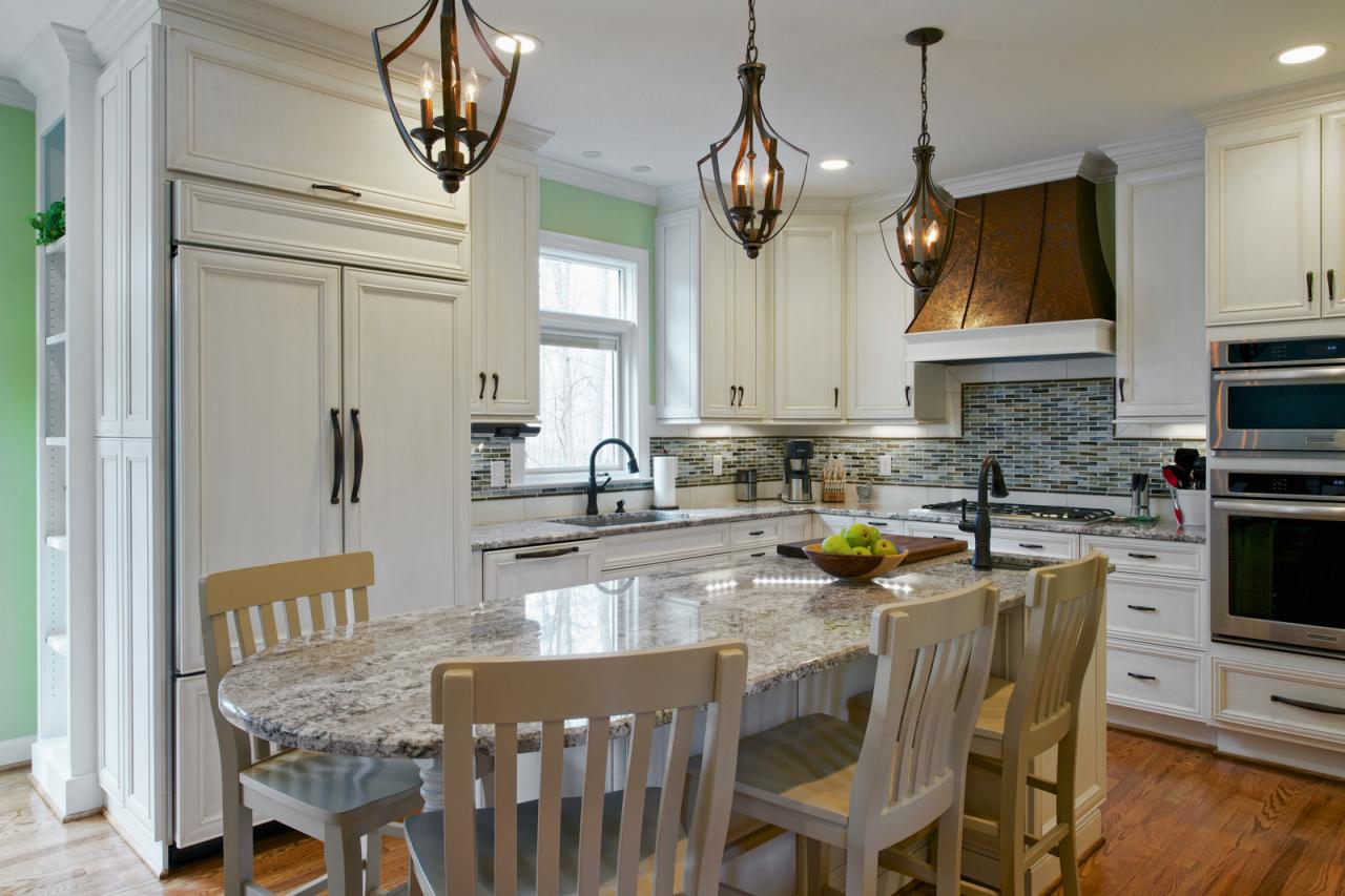 eat in kitchen lighting photo page hgtv 7022