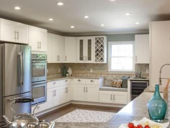 Property Brothers HGTV - Property brothers kitchen remodels
