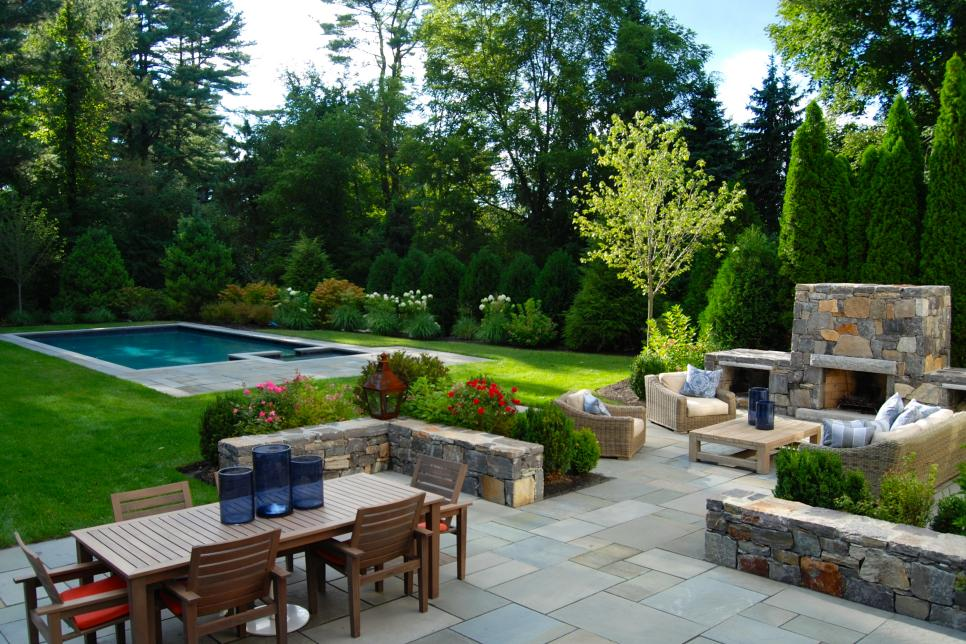 WowWorthy Hardscaping Ideas HGTV - Backyard hardscape ideas