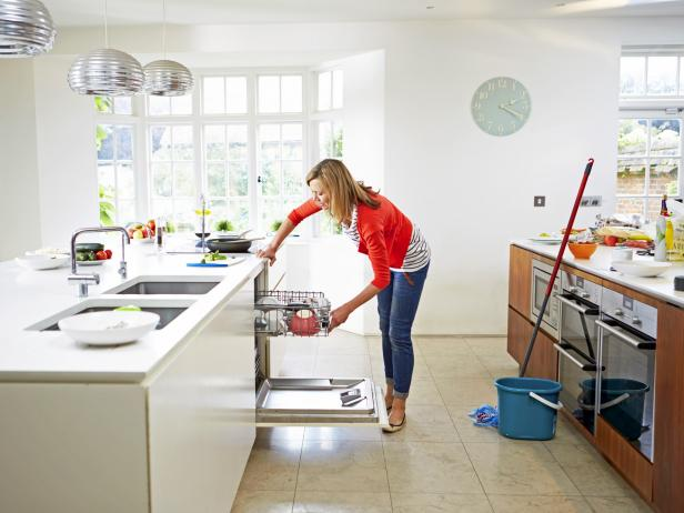 Charmant How To Clean House In 45 Mins Or Less