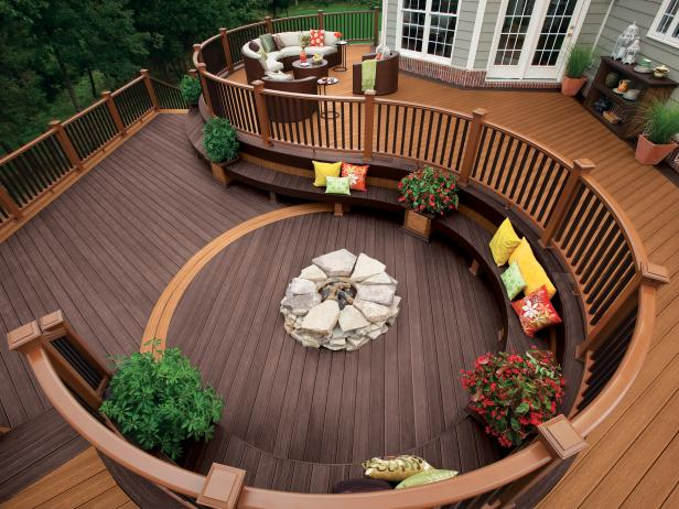 Fire Pit Ideas Pictures Projects Hgtv