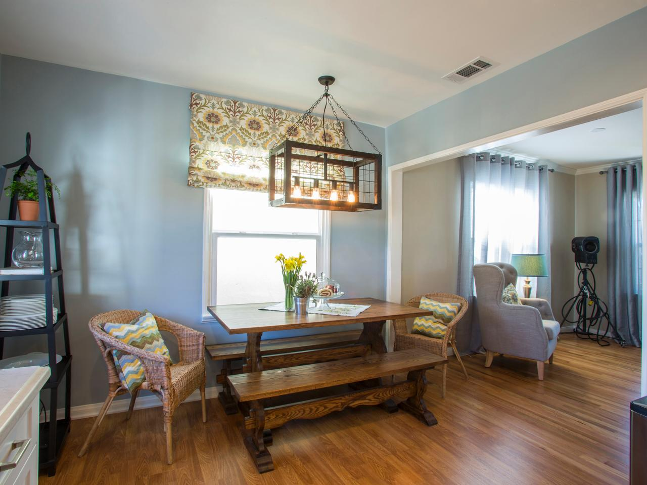 Light Blue Dining Rooms Photo Page HGTV