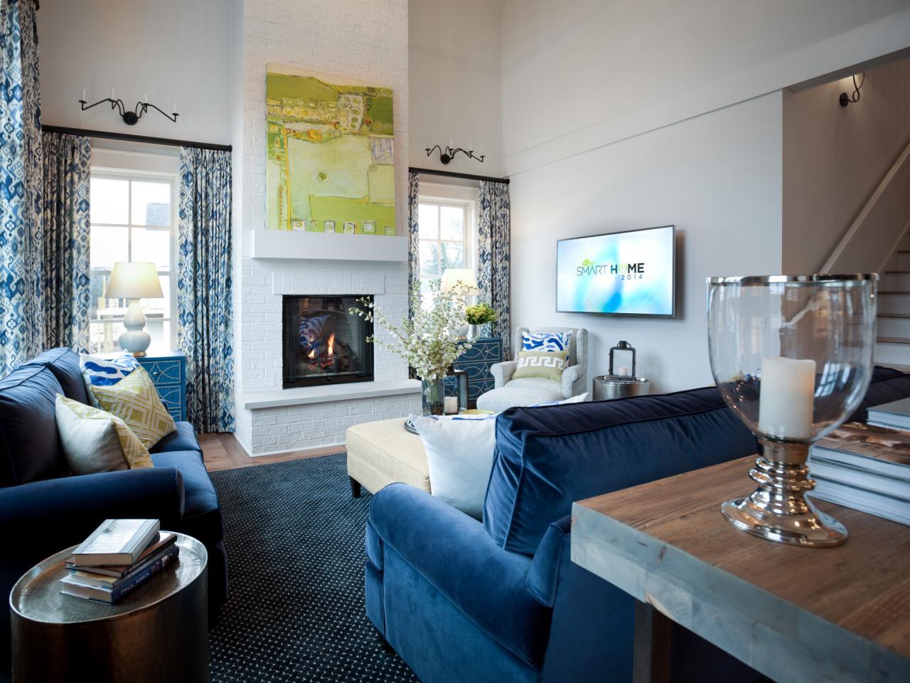 Pick Your Favorite Great Room | HGTV Smart Home 2018 | HGTV
