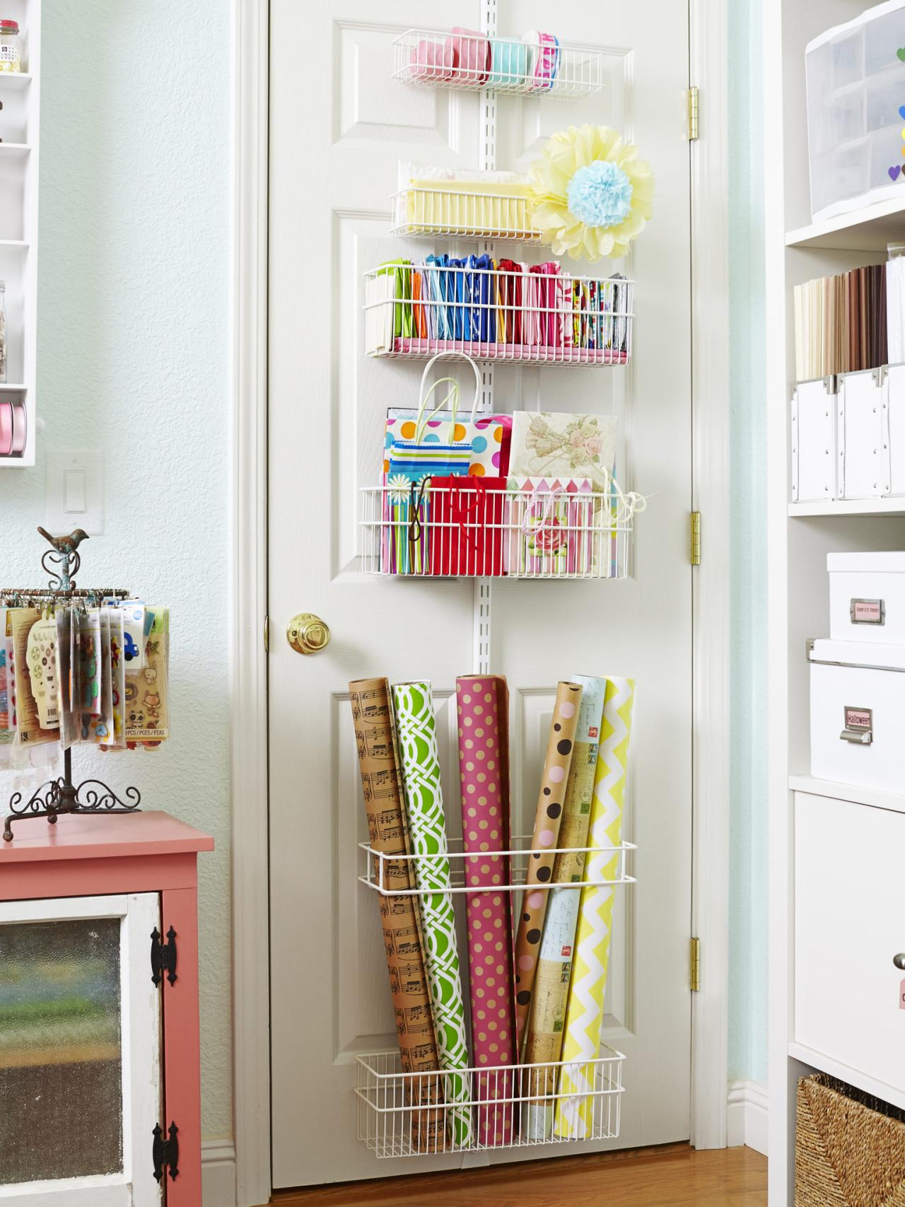 How To Turn Any Space Into A Dream Craft Room Hgtv S Decorating