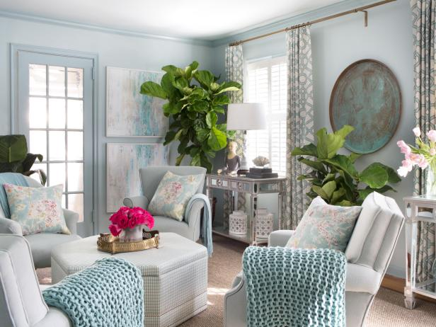 Charming 13 Ways To Make A Small Living Room Look Bigger 16 Photos