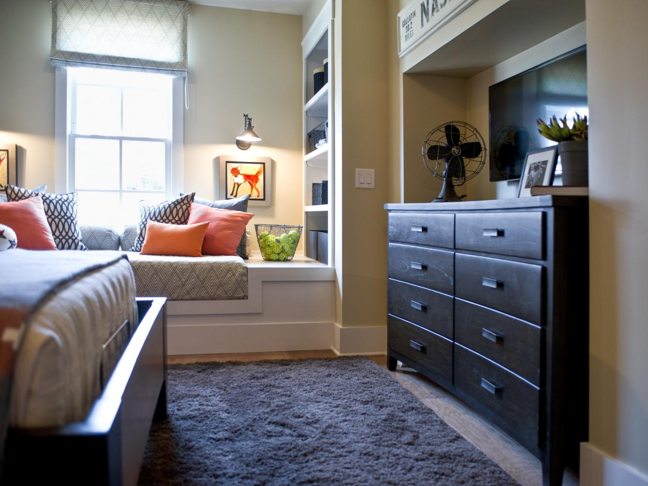 How To Decorate A Kids Room Hgtv