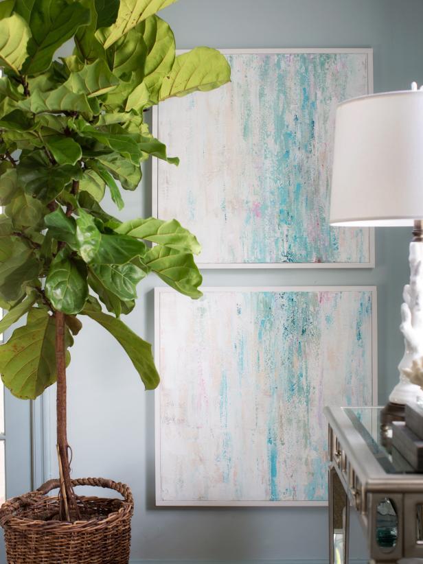 18 Genius Wall Decor Ideas | HGTV's Decorating & Design Blog | HGTV