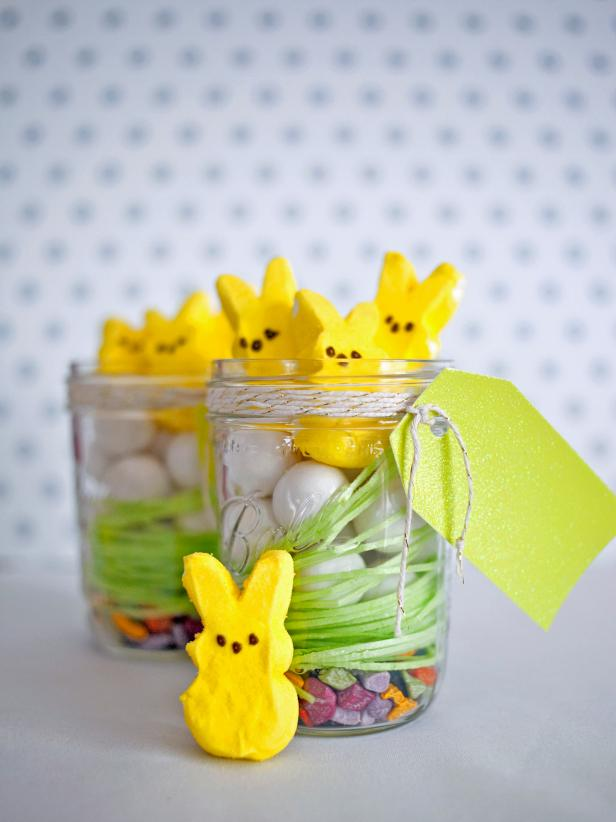 22 clever diy easter basket ideas hgtv negle Choice Image