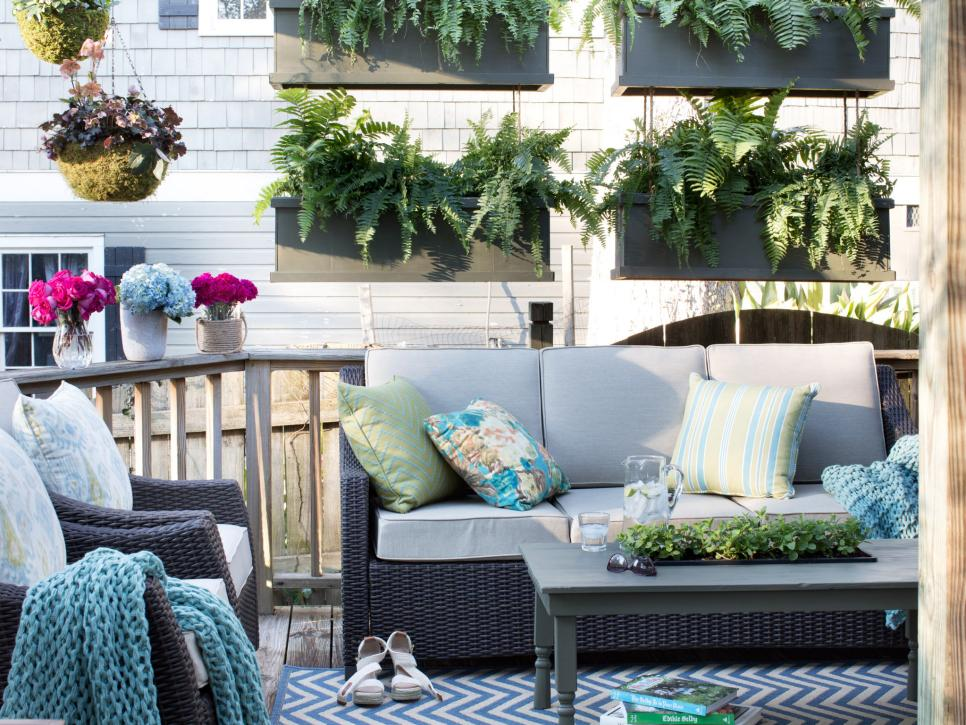Outdoor Privacy Ideas | HGTV - photo#23
