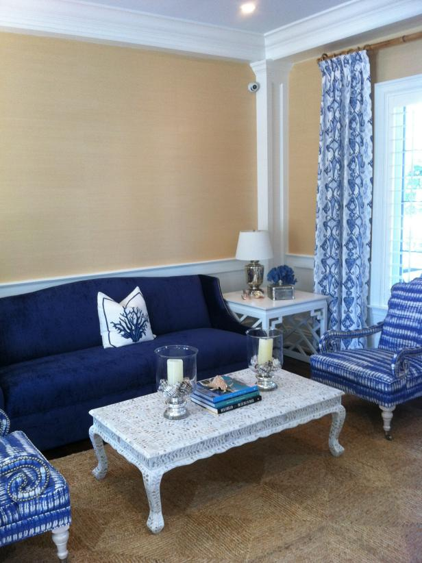 Latest Blue Living Room Furniture Ideas