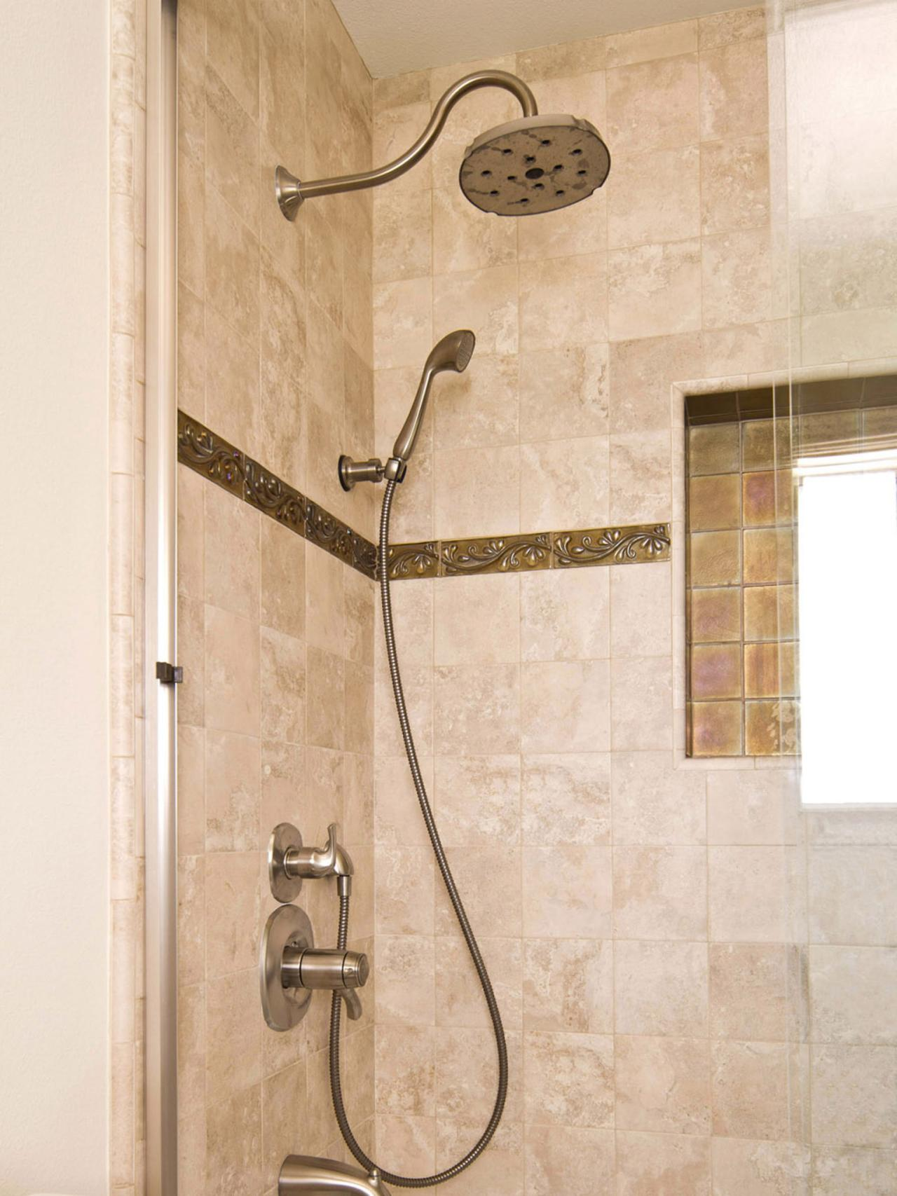 bathroom border tile ideas photo page hgtv 15520