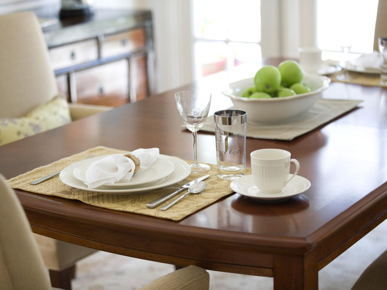 Refinishing Kitchen Table How to Refinish a Dining Room Table