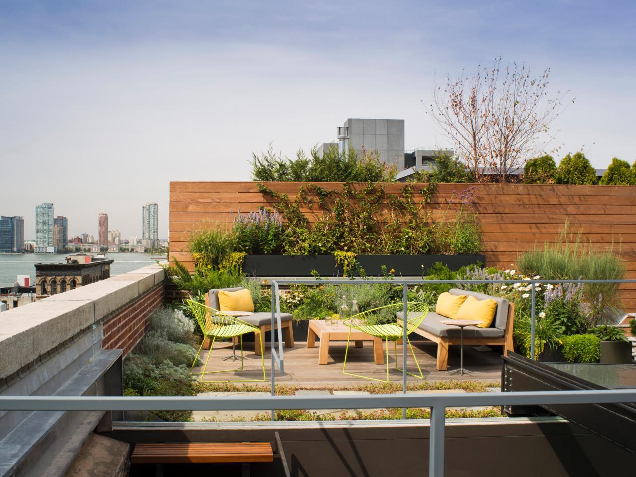 Urban Landscape Design Hgtv