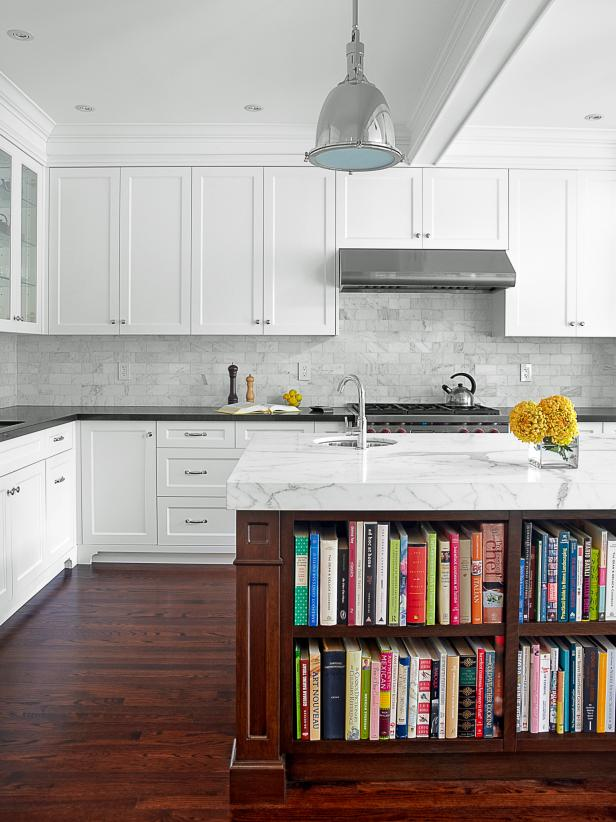 10 High-End Kitchen Countertop Choices | HGTV
